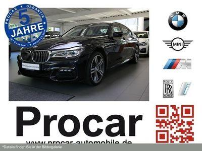 gebraucht BMW 740 d xDrive Limousine B&W GSD RFK HUD PDC DA+