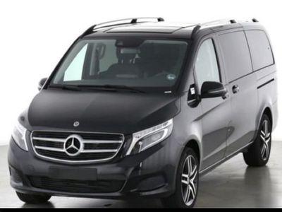 gebraucht Mercedes V250 AVANTGARDE L 4MATIC+COMAND+LED+STHZG+LEDER