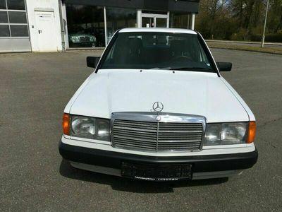 gebraucht Mercedes 190 Hu neu, 2 Ltr., Top Zustand, 2.Hand
