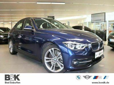 gebraucht BMW 325 d Limousine Sport Line