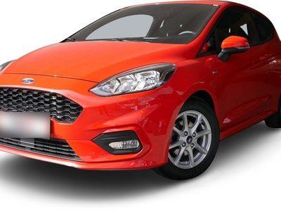gebraucht Ford Fiesta Fiesta1.0 EcoBoost ST-Line StartStopp Klima