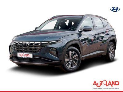 gebraucht Hyundai Tucson 1.6 T-GDI 2-Zonen-Klima Navi Sitzheizung