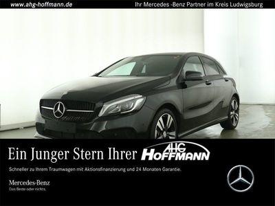 gebraucht Mercedes A180 URBAN Business-Paket LED Night-Paket Kamer