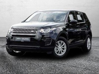 gebraucht Land Rover Discovery Sport 2.0 TD4 Pure KLIMA ALU