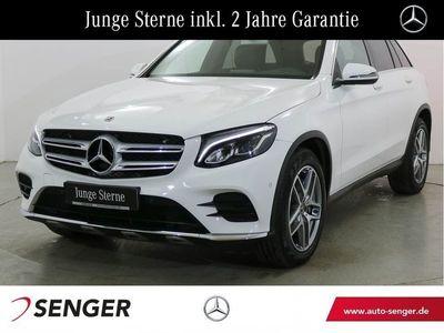 gebraucht Mercedes GLC250 d 4M AMG Line Panorama Navi LED Kamera Fahrzeuge kaufen und verkaufen