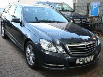 gebraucht Mercedes E220 CDI BlueEfficiency*Avantgarde*Parkführung