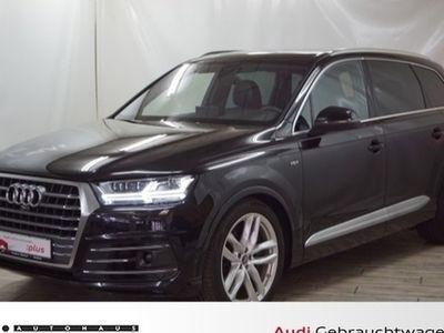gebraucht Audi SQ7 MATRIX+AHK+PANO+LEDER+BOSE+ALLRAD-LENK