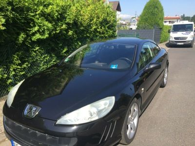 gebraucht Peugeot 205 407 Coupe V6 HDi FAPPlatinum