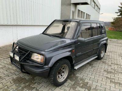 gebraucht Suzuki Vitara Long Exklusiv
