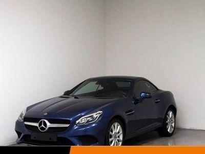 gebraucht Mercedes 180 SLC9G*LED-ILS*KeylessGo*Navi*Airscarf*TotwA