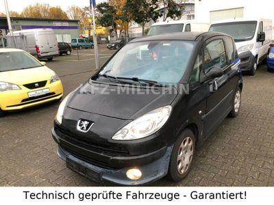 gebraucht Peugeot 1007 Für Export*Automatik*Klima*PDC*TÜV 06.2021*