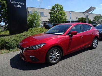 gebraucht Mazda 3 3 120 PS CENTER-LINE LICHT-PAKET*NAVI*PDC*Allwetterreifen*120 PS CENTER-LINE LICHT-PAKET*NAVI*PDC*Allwetterreifen*