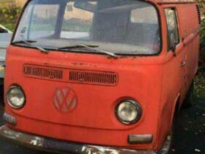 gebraucht VW T2 a/b, Bus, Bulli, Kastenwagen, sehr gute Restaurationsbasis