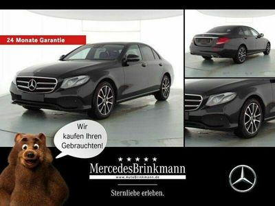 gebraucht Mercedes E200 4MATIC MULTIBEAM/COMAND/NIGHT/360°KAMERA