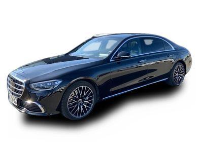 gebraucht Mercedes S400 d 4M lang AMG,Nightp.,PDC,Distronic