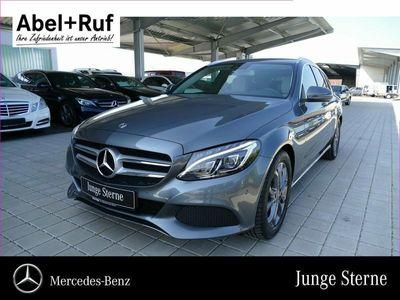 gebraucht Mercedes C220 d Avantgarde Kamera Navi ILS Standheizung