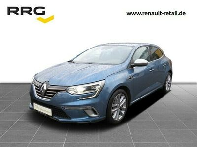 gebraucht Renault Mégane IV Lim. TCe 160 GPF EDC GT-Line 0,99% Fin