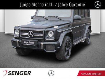 gebraucht Mercedes G63 AMG AMG Designo Distronic Comand Schiebedach