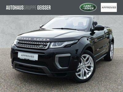 gebraucht Land Rover Range Rover evoque Cabrio TD4 Auto. SE Dynamic