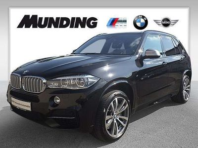 gebraucht BMW X5 M 50d A M-Sport Navi HUD MFL Leder AHK Pano.Dach