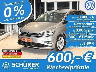gebraucht VW Golf Sportsvan Highline 1.5TSI OPF LED°Navi°StHz°ACC°Kamera°Mass