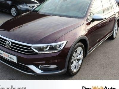 gebraucht VW Passat Alltrack 2.0 TSI 4Motion DSG AHK StHz Nav