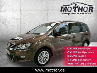 gebraucht VW Sharan 2.0 TDI BMT Comfortline Navi Pano