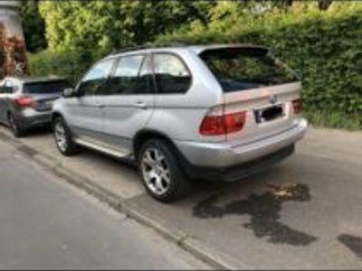 käytetty BMW 2002 X5 3.0d BJ
