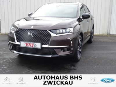 gebraucht DS Automobiles DS7 Crossback Blue Hdi 180 Auto Be Chic