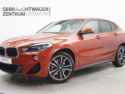 gebraucht BMW X2 xDrive20d Aut. M Sport Navi+Pano+HUD+Alarm++
