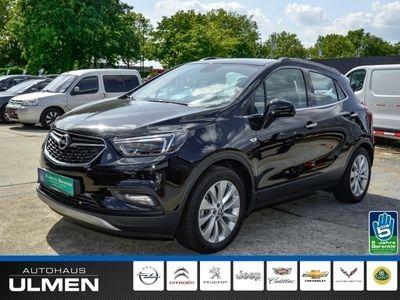 gebraucht Opel Mokka X Innovation 1.4Turbo Navigation Voll-LED Klimaauto.Sitzheizung PDCvo+hi+Kamera Alurad
