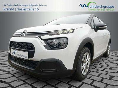 gebraucht Citroën C3 Feel 1.2 PureTech 82 EU6d LED-Tagfahrlicht Mu