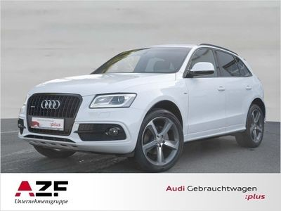 gebraucht Audi Q5 2.0 TDI qu. S-tronic S