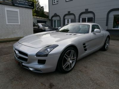 gebraucht Mercedes SLS AMG Coupe AMG (BM 197) Speedshift Bang & Olufsen Sound