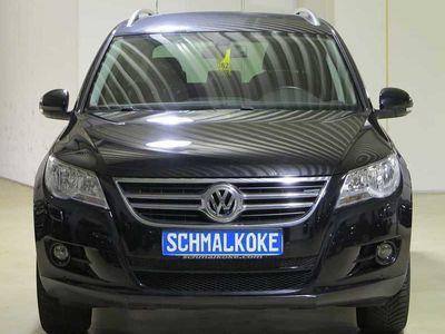 used VW Tiguan TDI2.0 DPF 4Motion TEAM AHK Climatic LM17