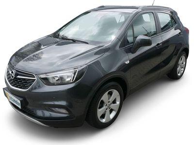 gebraucht Opel Mokka X Mokka1.6 ecoFLEX EDITION * WINTERPAKET * NAVI * PARKTRONIC * SITZHEIZUNG