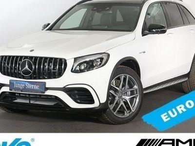 used Mercedes GLC63 AMG AMG 4M Sitzklima*Drivers P.*Burmester*LED