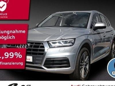 gebraucht Audi Q5 40 TDI quattro AHK*PDC*LED*NAVI*SITZHZ