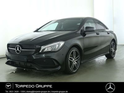 gebraucht Mercedes CLA200 COUPÉ AMG LED+NIGHT+KEYLESS+PTS+SHZ+KLIM