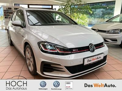 gebraucht VW Golf VII GTI Performance VII LED Navi Active Info