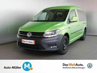 gebraucht VW Caddy Maxi Trendline 2.0 TDI BMT DSG Klima bei Gebrachtwagen.expert