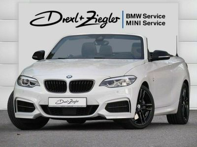 gebraucht BMW M240 xDrive Cabrio H&K DAB Leder NaviProf eSitz