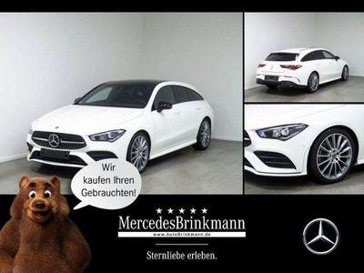 gebraucht Mercedes CLA220 Shooting Brake AMG-LINE/NIGHT/LEDER/LED/PANO/MBUX
