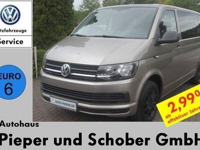 gebraucht VW Multivan T6Trendline Climatronic 7Sitze Navi