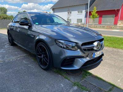 gebraucht Mercedes E63S AMG Performance Sitz/Pano/Sitzlüftung/20