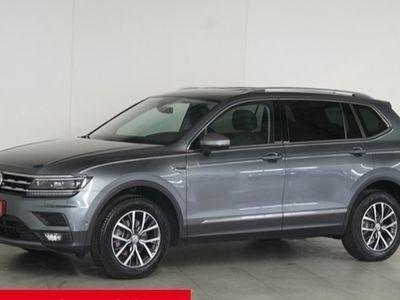 gebraucht VW Tiguan Allspace 2.0 TDI DSG 7-SITZER AHK KAMERA PARKLENK ACC