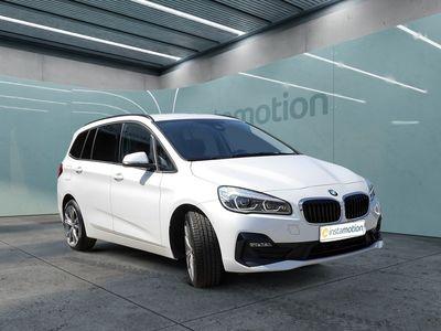 gebraucht BMW 218 Gran Tourer 218 i Sport Line NAVI+HUD+LED+KEYLESS
