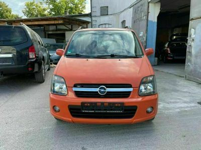gebraucht Opel Agila Enjoy mit Style-Paket TüV Neue