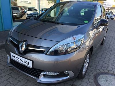 gebraucht Renault Scénic 1.5 dCi FAP Limited Deluxe Klimaautomatik