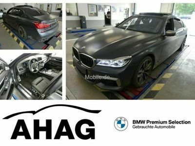gebraucht BMW M760 xDrive Individual Frozen UPE 189TEuro